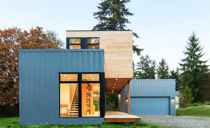 Method Homes prefab home prototype