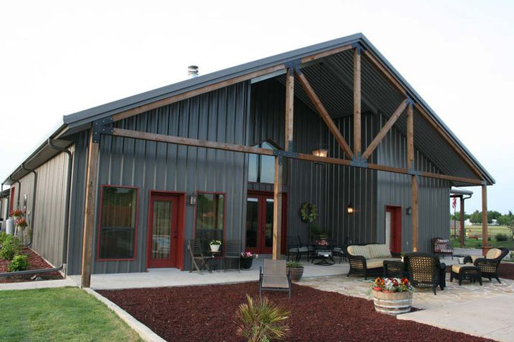 Prefab Metal Homes A Durable Housing Choice With Lots Of Options