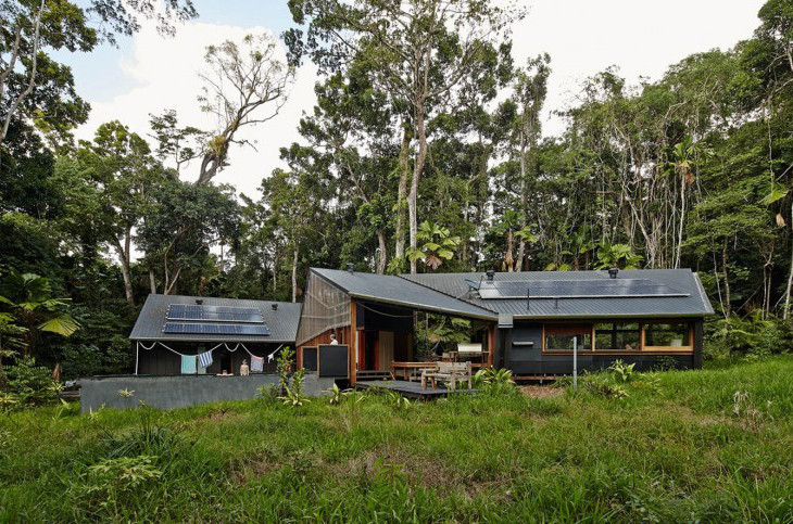 Real off-the-grid home