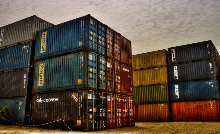 Shipping containers to be sold