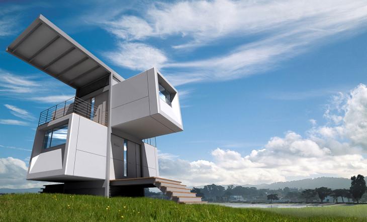 Zerohouse prefab home design