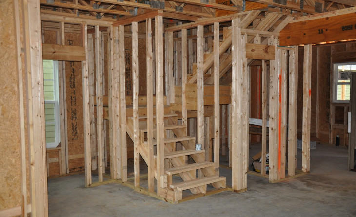 Constructing a home basement