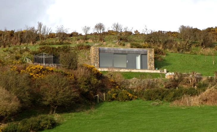 Eco friendly modular home
