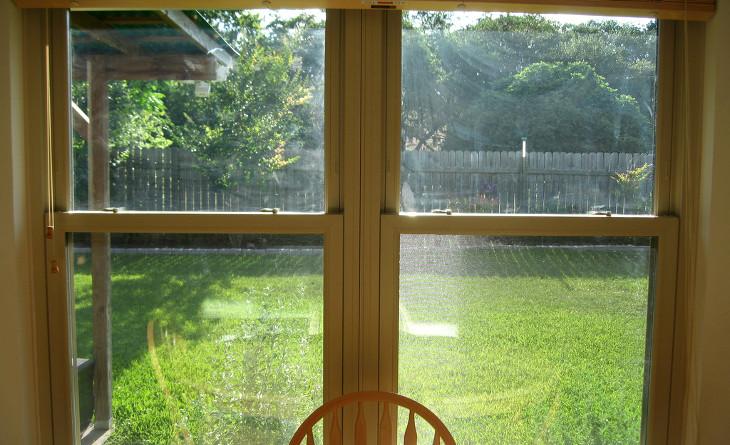 Mobile home window