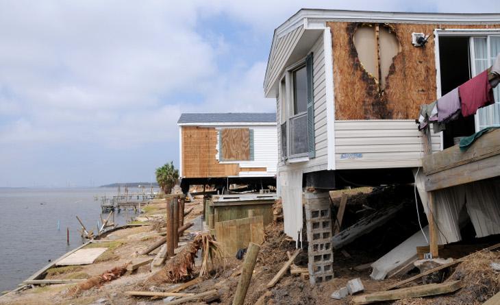 Mobile homes need renovation