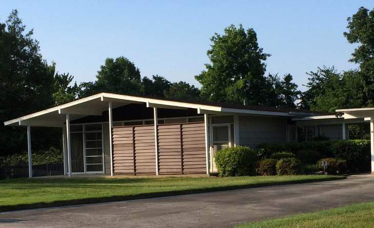 Modular home simple design