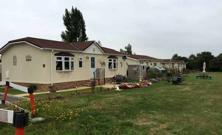 Upscale mobile homes