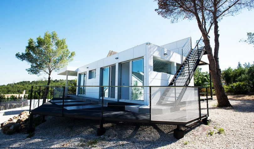Vacation mobile home