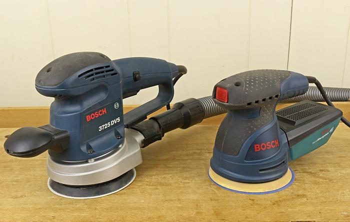 Wood sanding home tools
